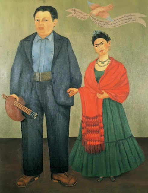 paris frida kahlo y diego rivera