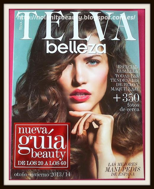 Suplemento de Belleza - Telva Octubre 2013