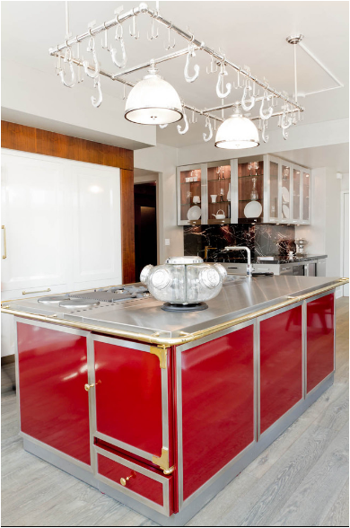 Key interiors by shinay red kitchen ideas - Red kitchen ideas ...
