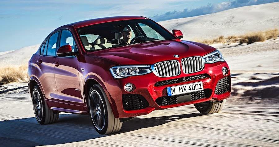 新型「BMW X4」が日本でも発売!価格は674万円から。