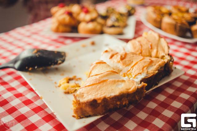 ресторанный день с пирогами