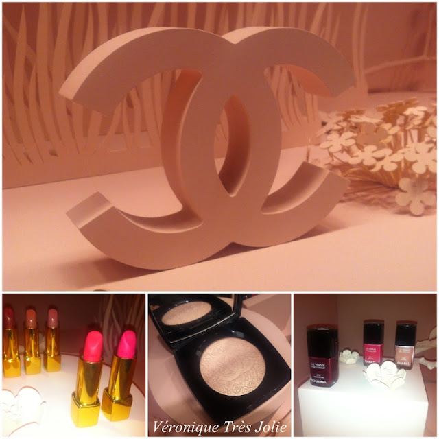 Chanel Maquillage Make Up Collezione Primavera 2013 Spring Collection Printemps Précieux de Chanel foto photos