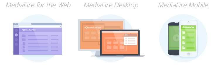 Mediafire - Play and Share File Mutimedia on Internet