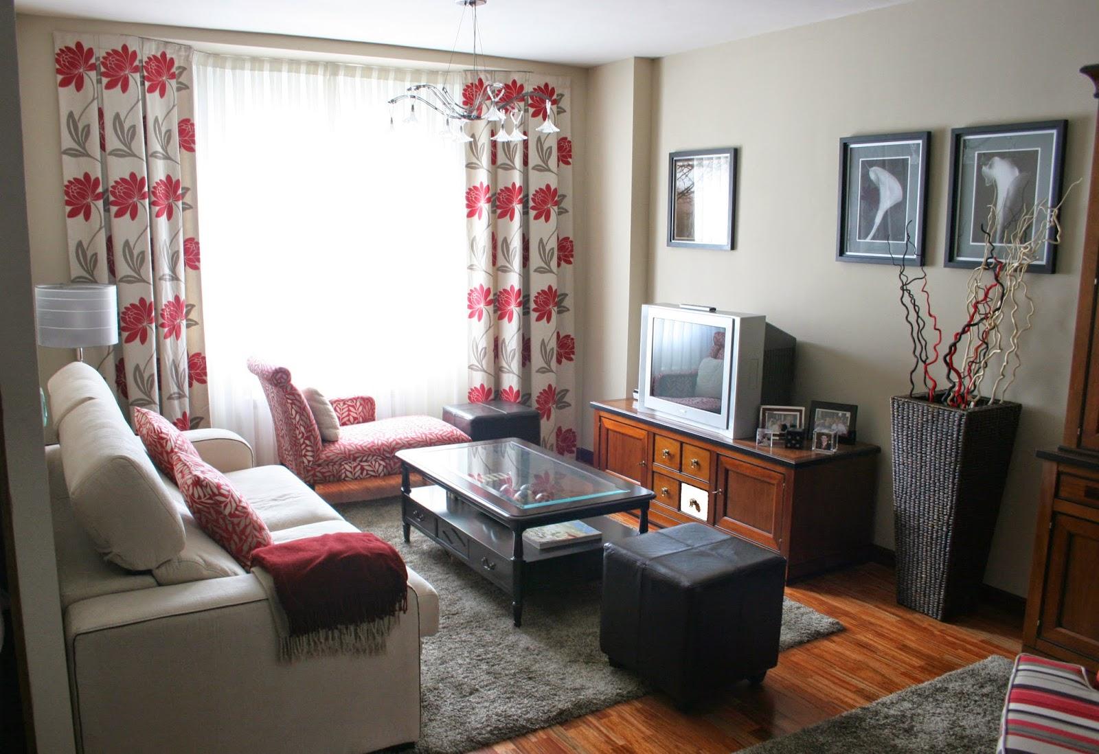 Diariodeco7: Rincón de lectura de nuestra casa- salón comedor