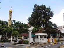 Masjid Di Singapura