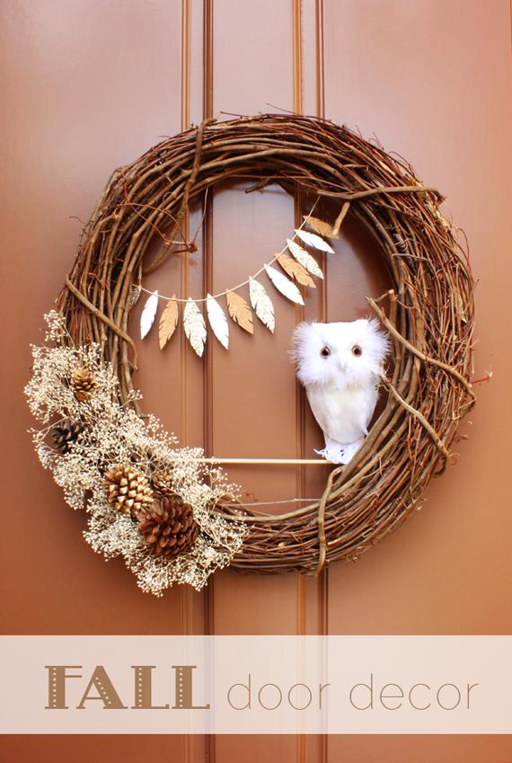 Forsythia wreath yellow - 60 Diy Wreaths A Wreath For Every Occassion Pretty