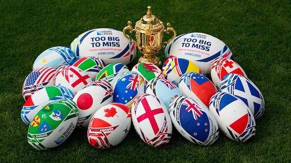 Rugby World Cup 2015 Fixtures
