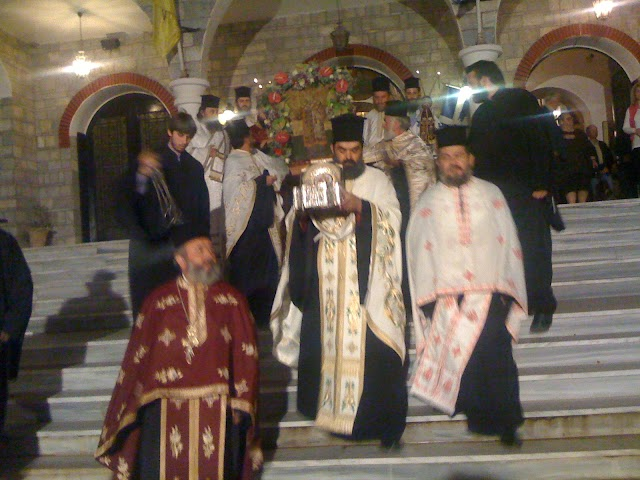 Με λαμπρότητα γιορτάστηκε ο φωτεινός Αγιος Αθανάσιος Χριστιανουπόλεως