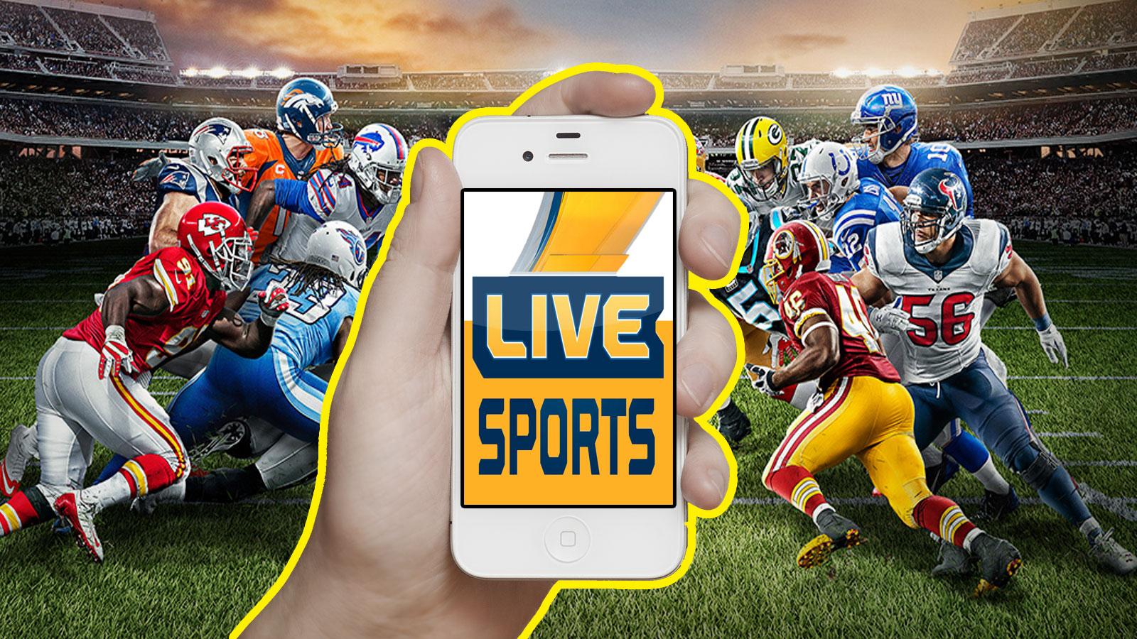 Sports stream