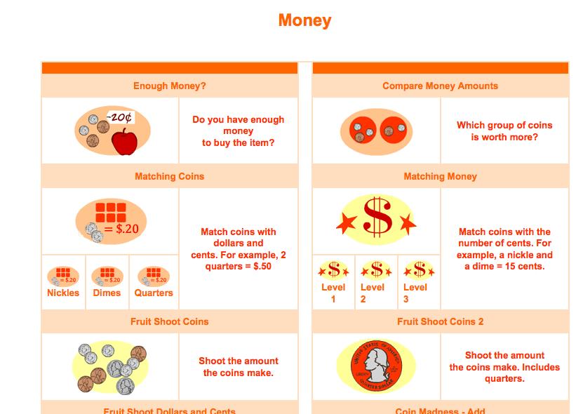 http://www.sheppardsoftware.com/mathgames/menus/money.htm