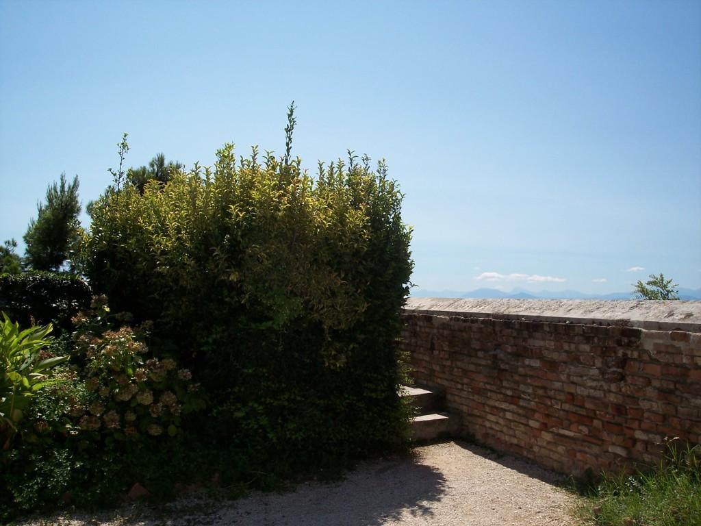 Centro di gravita' permanente: la siepe e il muro / leopardi e il ...