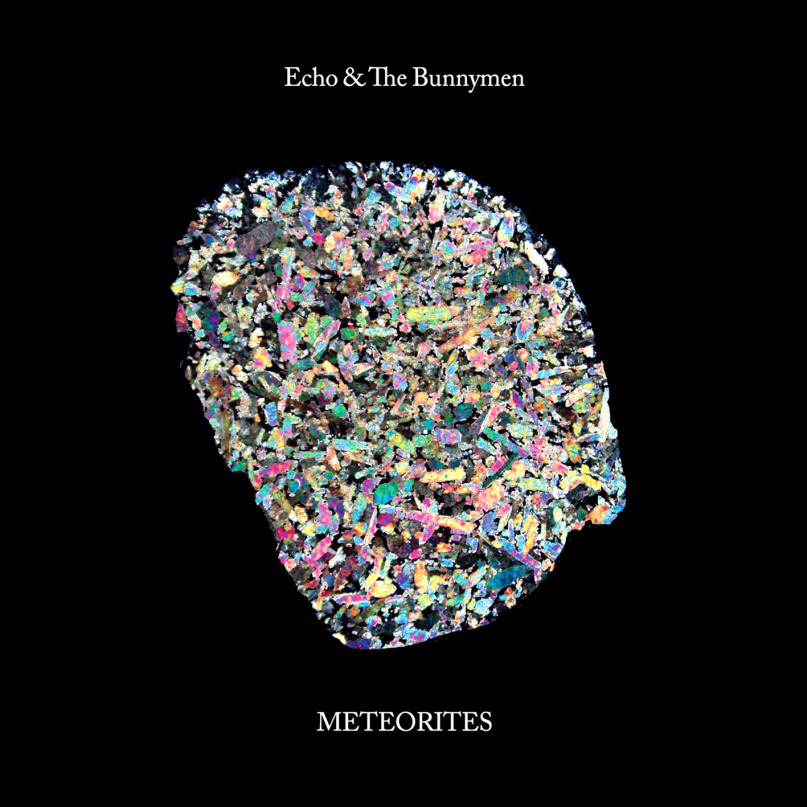 RECENZJA: Echo & the Bunnymen - Meteorities