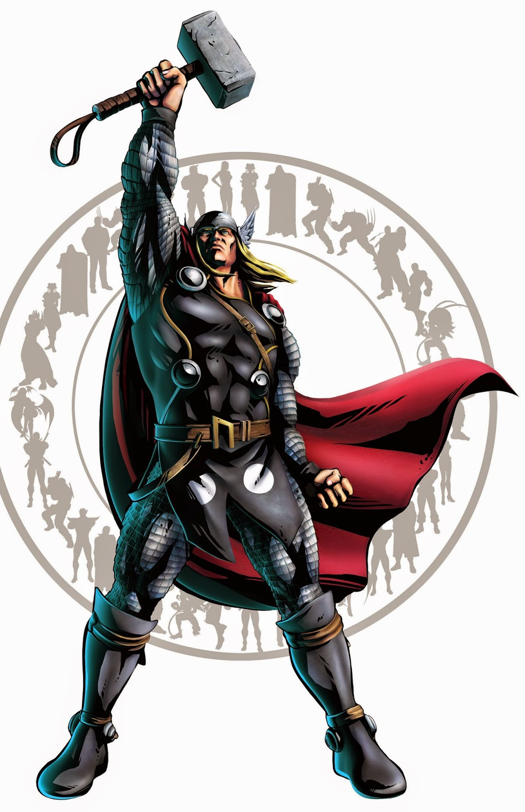 Kumpulan Gambar Thor | Gambar Lucu Terbaru Cartoon