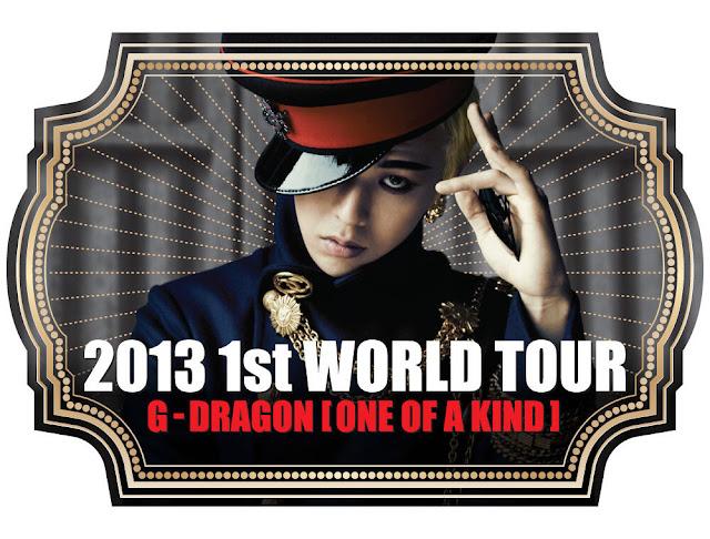[INFO] Harga Tiket dan Seat Plan G-Dragon World Tour in Jakarta