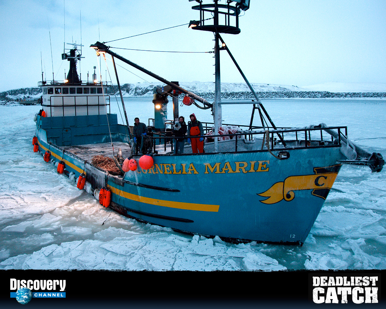 "Pesca Radical _ Deadliest Catch (2005)"" ¿PICAN?"