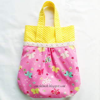çocuk çantası
