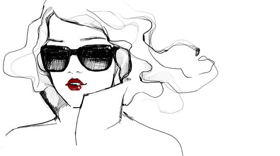 ilustraciones Garance Doré