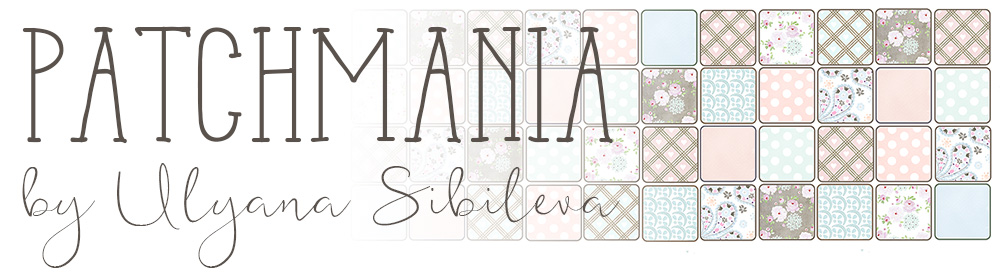 PatchMania by Ulyana Sibileva