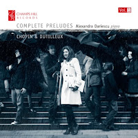 Alexandra Dariescu - Chopin Preludes - Champs Hill Records