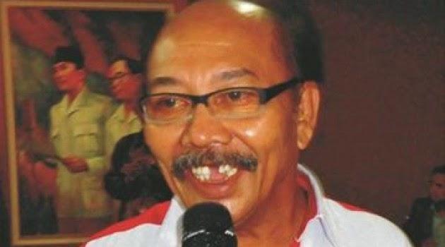 Ketua Espekape Binsar Effendi Hutabarat