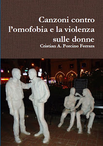 """""""Canzoni contro l'omofobia e la violenza sulle donne"""" (2016)"""