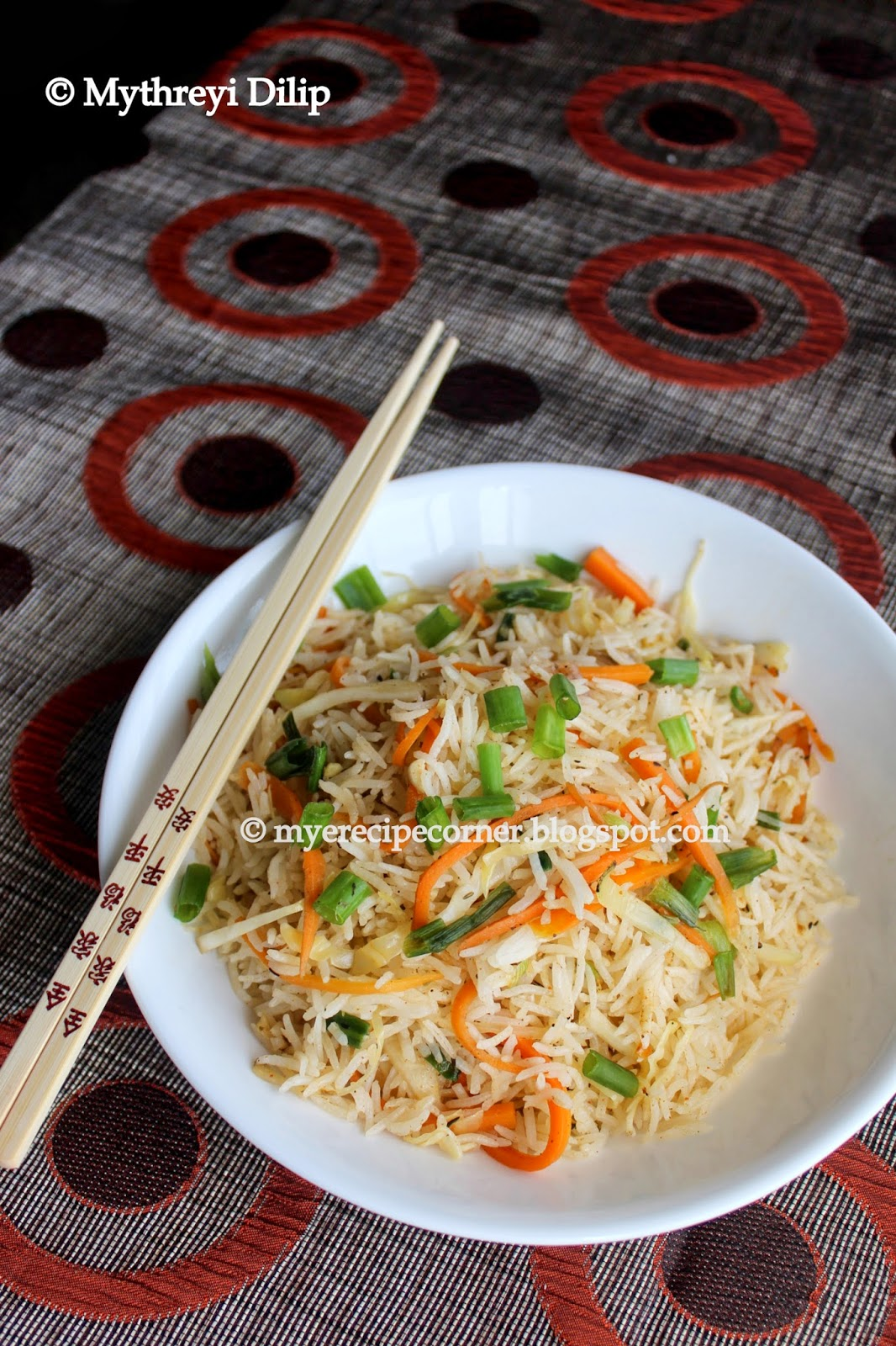 Manchow Fried Rice Recipe / Wangs Kitchen Restaurant Style Manchow ...