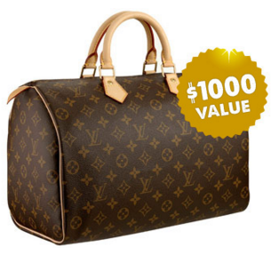 get free Bag Luis Vuitton Bag