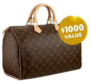get free Bag Luis Vuitton Bag
