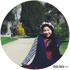 WELCOME TO PERSONAL BLOG ♥ENFADHILAH AMRULLAH ♥