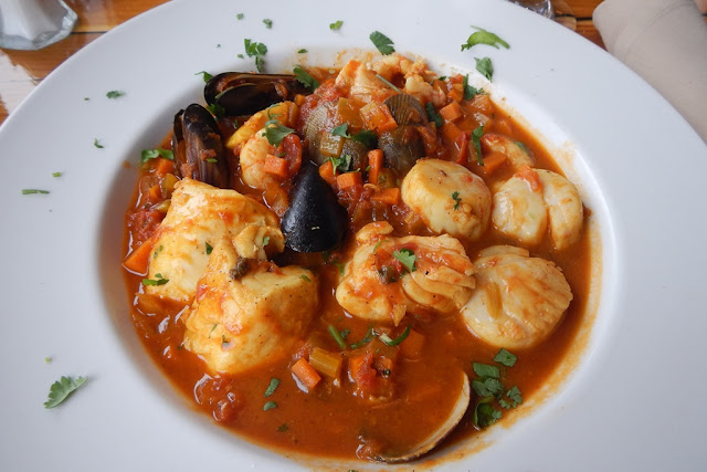 Lands End Homer bouillabaisse