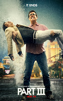 Ed Helms Ken Jeong The Hangover Part 3 Poster