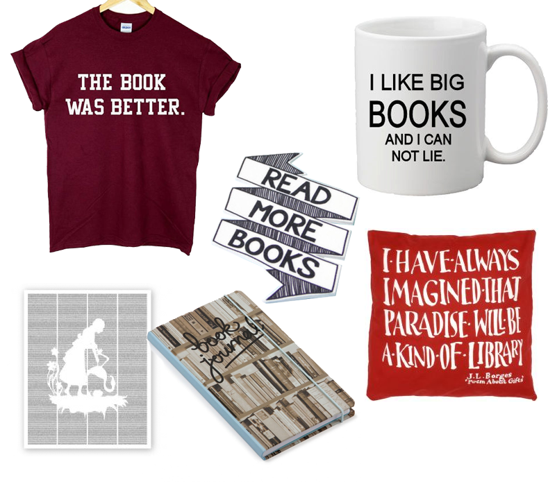 book lover christmas gift ideas