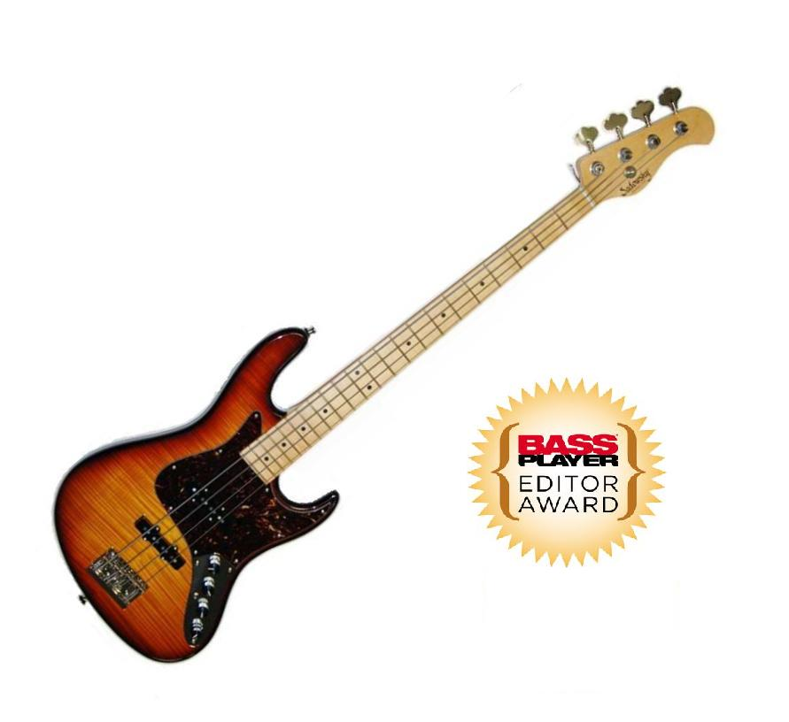 Bass Review - For Bassist : Sadowsky Will Lee model - 4 ... Sadowski