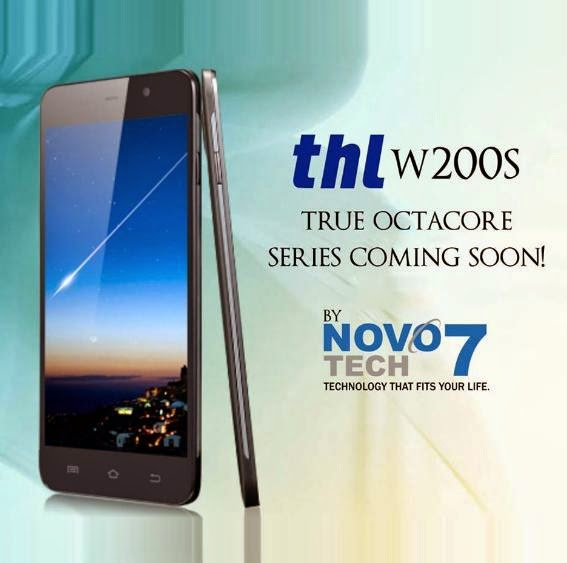 THL W200S, Budget Octacore Coming Soon