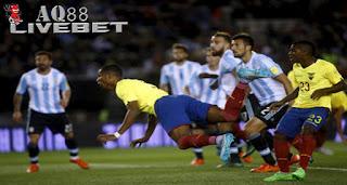 Agen Piala Eropa - Argentina mengawali kiprahnya di Kualifikasi Piala Dunia 2018 dengan hasil buruk.