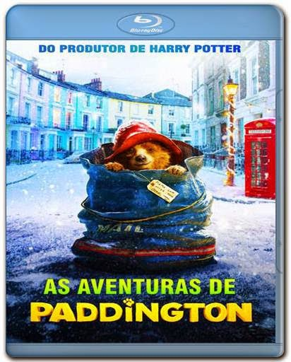 Download As Aventuras de Paddington AVI BDRip Dual Áudio + Bluray 720p e 1080p Dublado Torrent