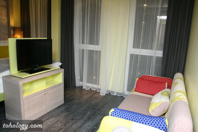 Hotel Indigo Berlin – Centre Alexanderplatz, a room