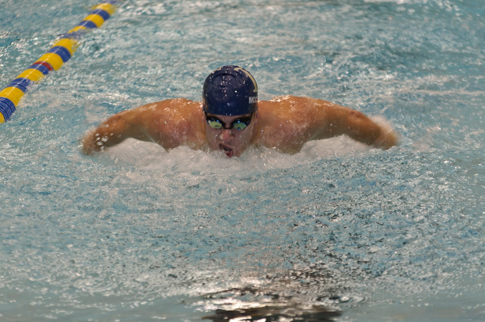 Trinity College Swimming Diving January 2012