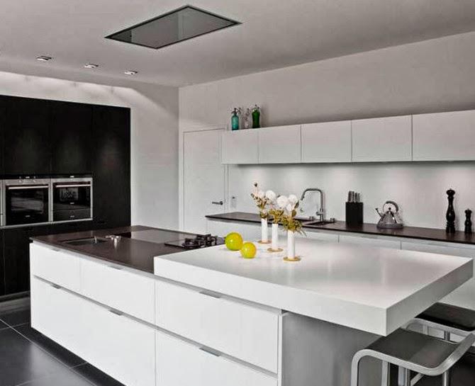 Espacio style la cocina es la protagonista - Altura muebles de cocina ...