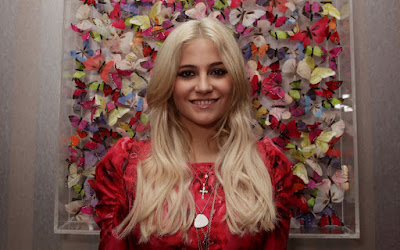 English Actress Pixie Lott Lovely Wallpaper