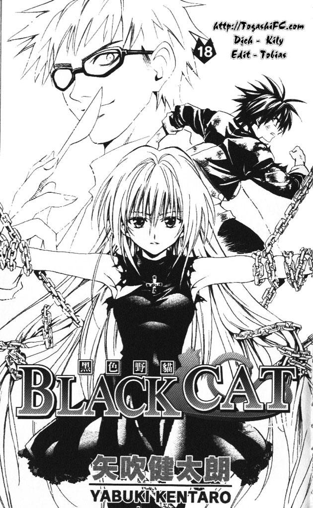 xem truyen moi - Black Cat - Thám Tử Mèo Đen - Chapter 159