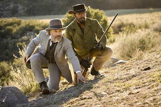 Django y el doctor Schultz a la caza de recompensas