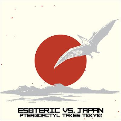 MC Esoteric – Esoteric Vs. Japan: Pterodactyl Takes Tokyo! (CD) (2008) (FLAC + 320 kbps)