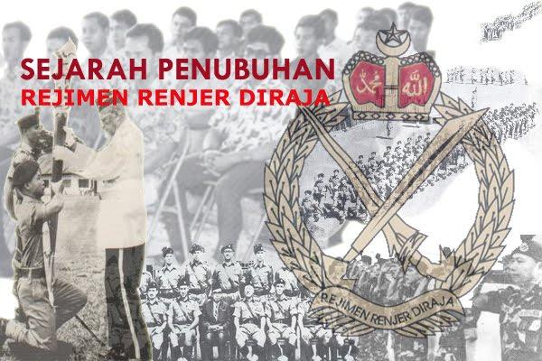 Sejarah Penubuhan Rejimen Renjer Diraja