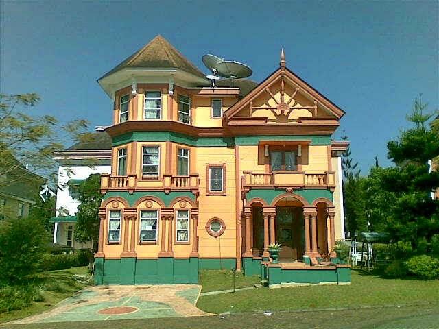Villa Queen victoria 5 kamar kota bunga