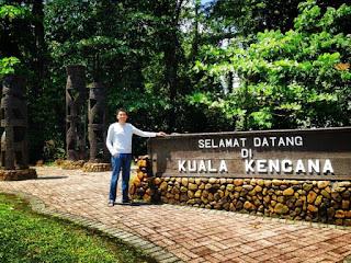 Kota Kuala Kencana - Kota di tengah hutan