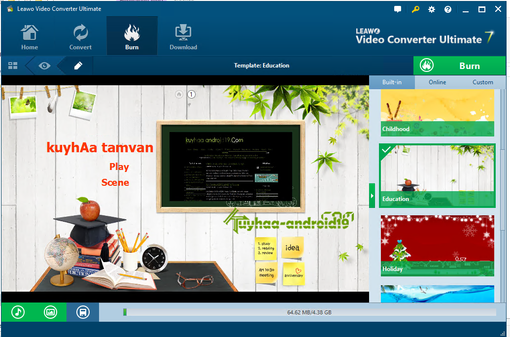 Leawo Video Converter Ultimate kuyhaa