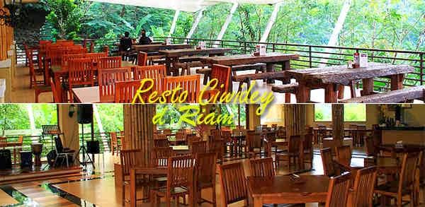 d'Riam Resort, Hotel Sejuk di Ciwidey Bandung