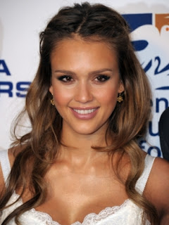 Celebrity Summer Hair Styles Ideas From jessica alba
