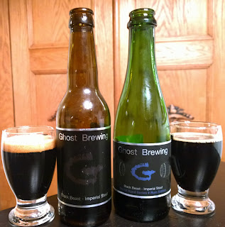 Black Beast fra Ghost Brewing